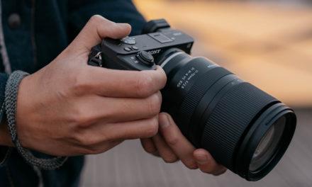 Nuevo Tamron 17-70 mm ƒ/2,8 Di III-A VC RXD para Sony APS-C