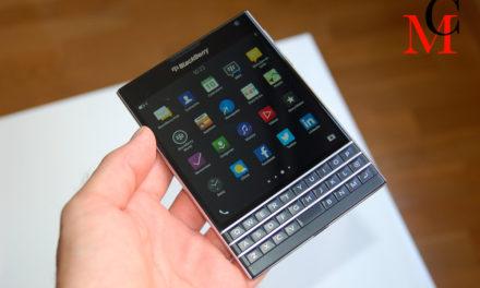 BlackBerry Passport, más que una herramienta de comunicación