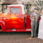 Sus fotografías de boda 60 años más tarde