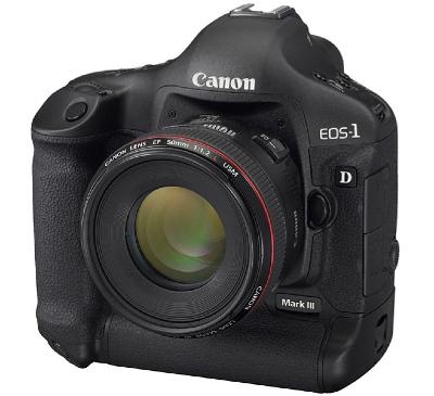 Actualizaciones Firmware Canon EOS 1D – 1Ds Mark III