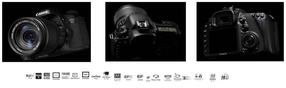 Precio Canon EOS 7D