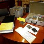 El archivo de Centelles ya está en Salamanca