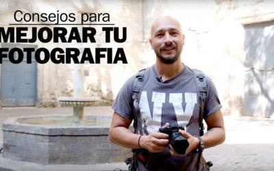 Mejora tu fotografía con estos consejos (1 de 3)