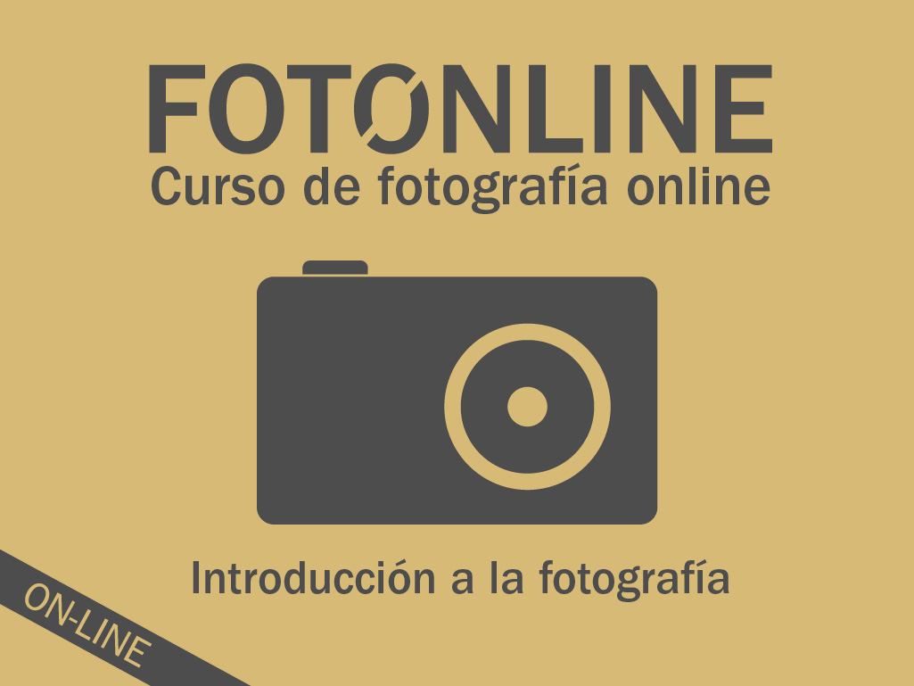 Curso de fotografía online, Fotonline. ¡Actualizado!