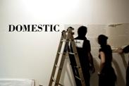 Exposición DOMESTIC, inauguración miércoles 28 de abril a las 19h