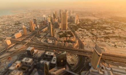 Dubai Timelapse, de Dima Vazhnik