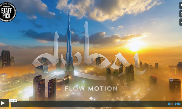 """Dubai Flow Motion"" de Rob Whitworth"