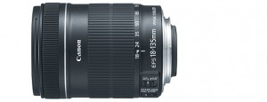 Canon EFs 18-135 / 3.5-5.6 IS