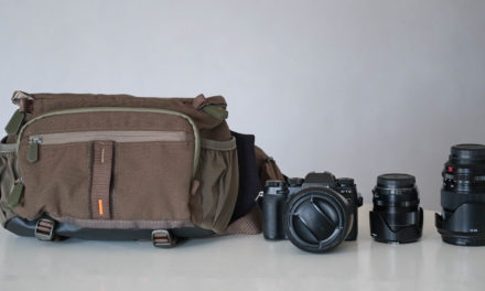 Riñonera para cámara: ENDEAVOR 400 de Vanguard
