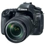 Nueva Canon EOS 80D y EF-S 18-135 mm f/3,5-5,6 IS USM