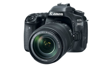 Nueva Canon EOS 80D y EF-S 18-135 mm f/3,5-5,6 IS USM