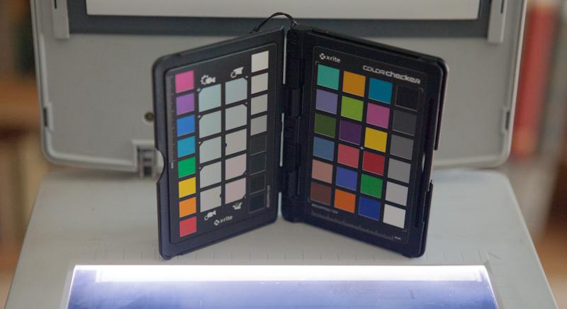 """""""Calibrar"""" un escáner con la ColorChecker Passport de X-Rite"""