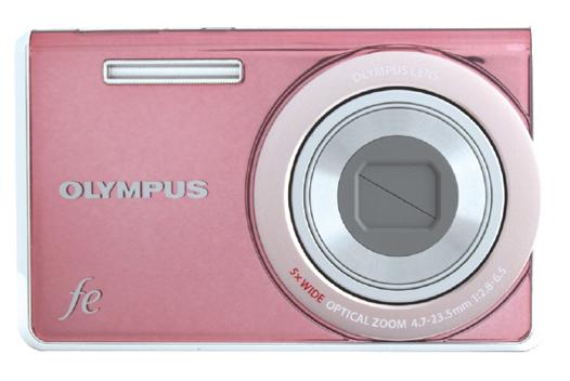 Nuevas cámaras compactas Olympus para Primavera-Verano 2010
