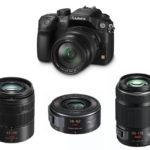 Nuevo firmware para la GH3 y tres objetivos Panasonic