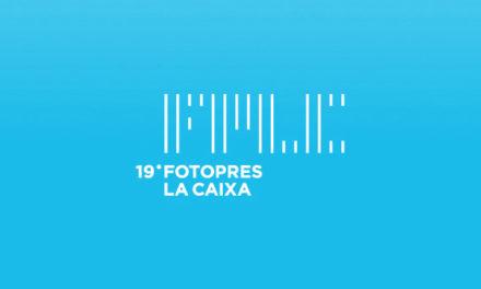 """Primera convocatoria del 19º FotoPres """"la Caixa"""""""