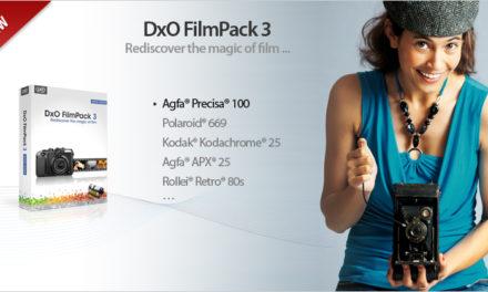DxO FilmPack 3, emulando películas