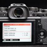 Nuevo firmware para Fujifilm X-T3, X-T100 y X-A5, y nueva App Fujifilm Camera Remote