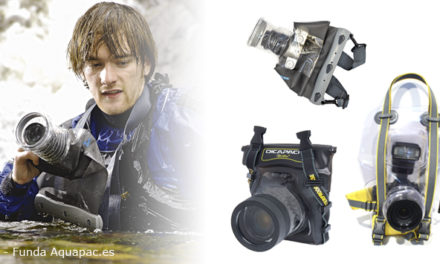 Fundas estancas para cámaras réflex DSLR