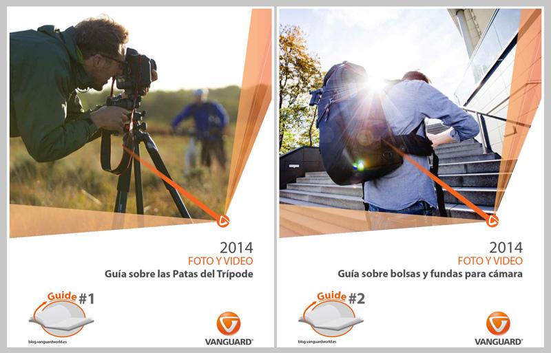 Guías fotográficas de Vanguard