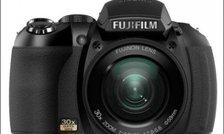 Nuevos firmwares de Fujifilm FinePix HS10 y Series V, JX, AV y AX