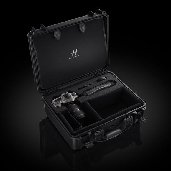 Hasselblad HV, una Sony A99 en un cuerpo de lujo