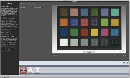 X-Rite anuncia una actualización del software i1Profiler que permite el perfilado de escáneres