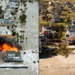 Fotos espectaculares: Un año después del huracán Ike