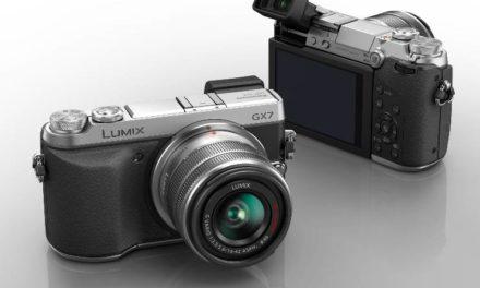 Lumix GX7, la nueva cámara retro de Panasonic