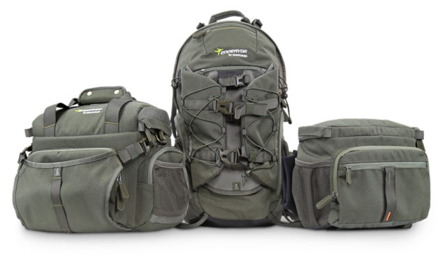 Nuevas bolsas Vanguard Serie Endeavor, ideal para naturaleza