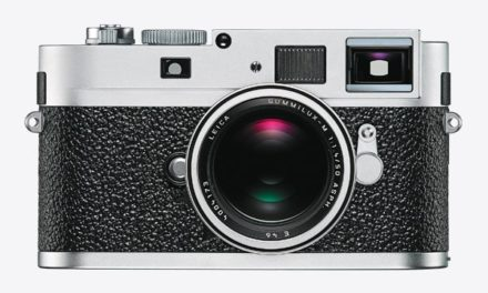 Nueva cámara Leica M9-P