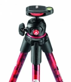 Trípode ultra ligero Manfrotto Off Road