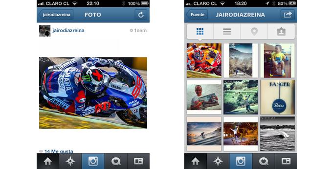 Captura Instagram Jairo Diaz