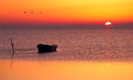 Fotografiando el amanecer y editando las fotografías