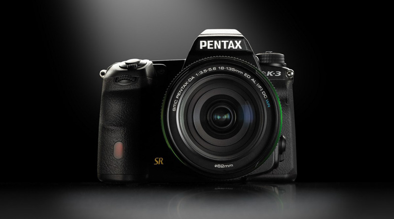 Nueva cámara Pentax K3 y nuevo objetivo Pentax 55-300mm WR