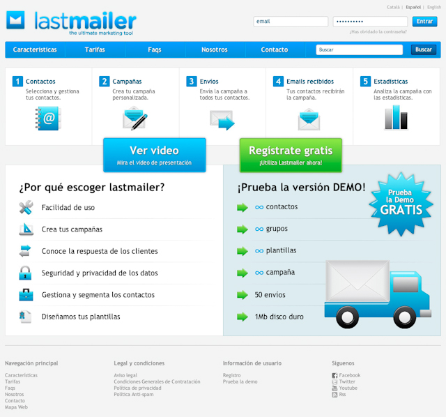 Lastmailer, una gran herramienta de marketing