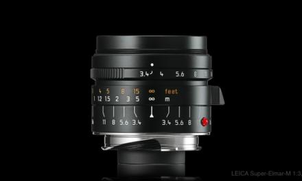 Nuevo objetivo Leica Super-Elmar-M 21mm f/3.4 ASPH