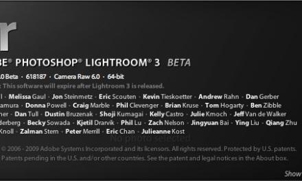 Review Lightroom 3 Beta