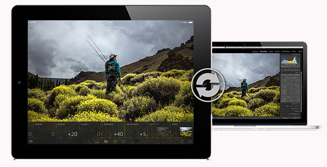 Adobe Lightroom mobile – sincronización con Lightroom 5