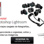 Próximo 12 de julio, curso de Adobe Lightroom en Barcelona
