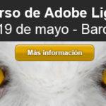 Curso de Lightroom, próximo sábado en Barcelona