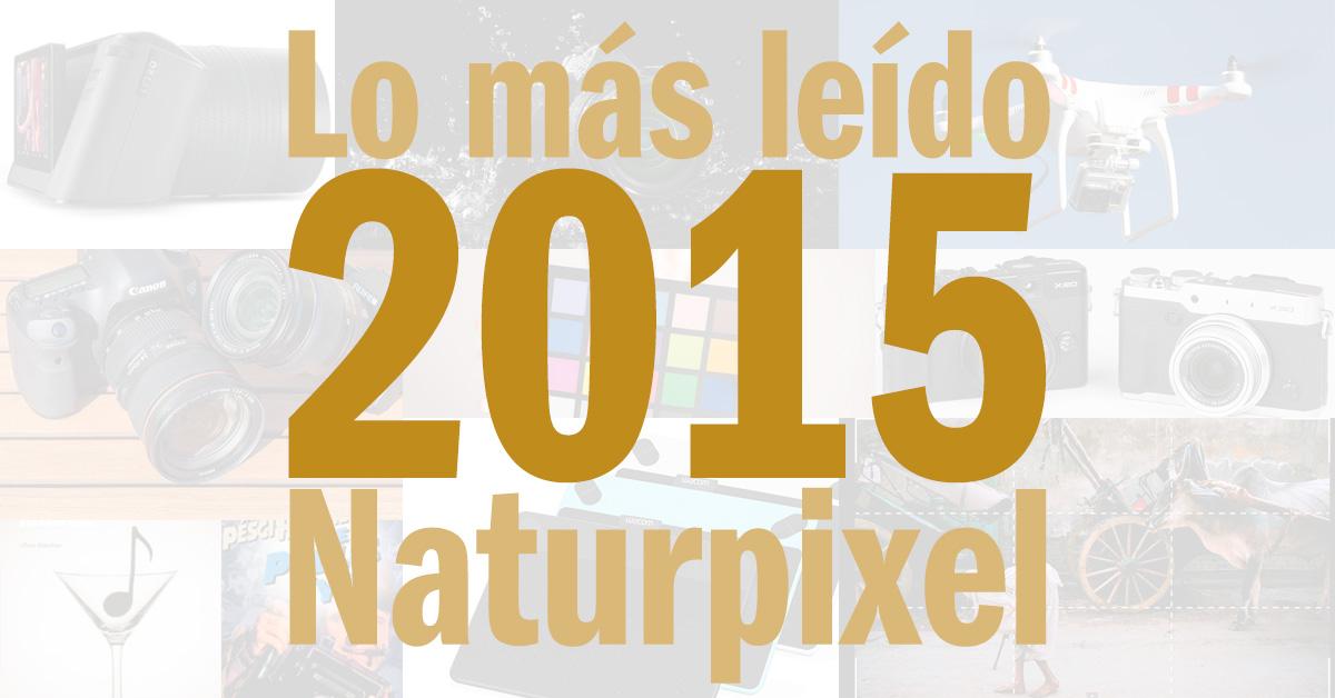 Lo más leído del 2015 en Naturpixel