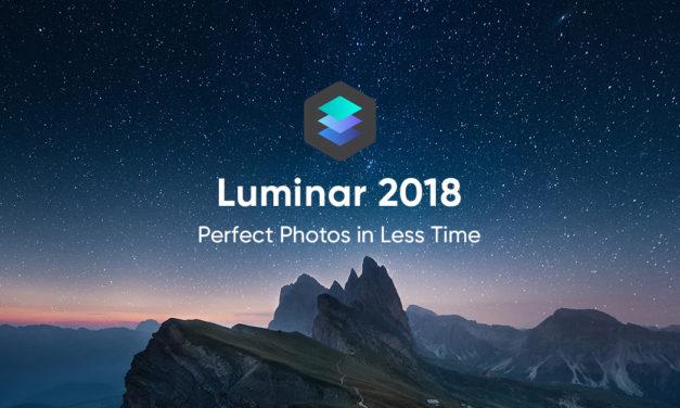 Oferta Especial de Luminar 2018