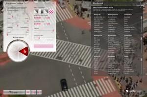 Moodstream - Permite visualizar la referencia de Getty de imágenes, vídeos o audio que nos reproduce
