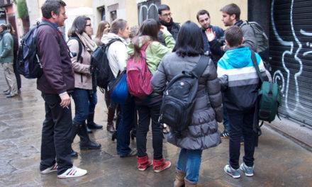 Curso de Fotografía Fotowalk Barcelona 1, 19 de enero de 2013