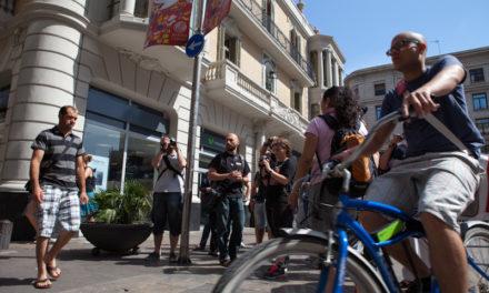 Curso de Fotografía Barcelona Fotowalk Born, 2 de junio de 2012