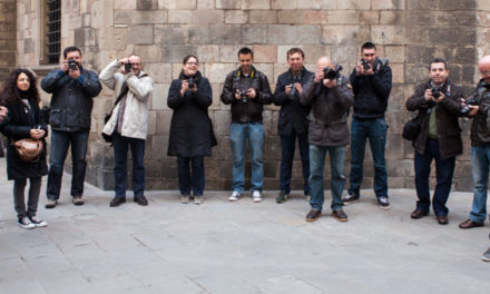 Curso de Fotografía Fotowalk Barcelona 1, 2 de febrero de 2013