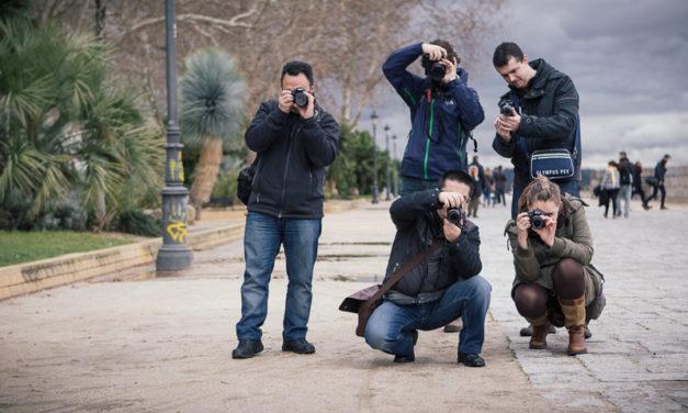 Así fue el Fotowalk Madrid 1 del 21 de marzo de 2015