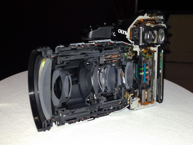Poniendo a prueba la Olympus OM-D E-M1