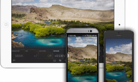 Ya disponible Lightroom mobile para Android
