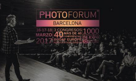 Photo Forum Barcelona, del 16 al 18 de marzo